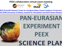 PEEX collaboration virtual meeting,  17 june 2020